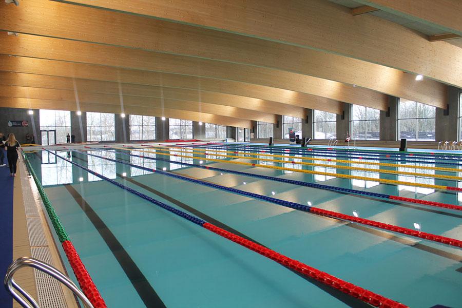 svømmehal odense universitet